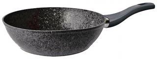 Фото товару Сковорідка глибока GUSTO покриття Marble 240*68 мм