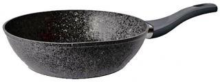Фото товару Сковорідка глибока GUSTO покриття Marble 260*70 мм