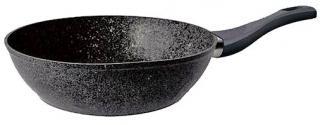 Фото товару Сковорідка глибока GUSTO покриття Marble 280*73 мм