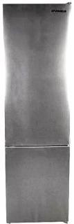 Фото товару Холодильник GRUNHELM GNC-200MX, двокамерний, Габарити: 210*595*630см