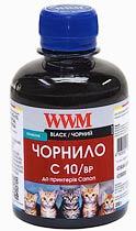 Фото товару Чорнило WWM CANON PG-510, PG-512 Black Pigment 200мл