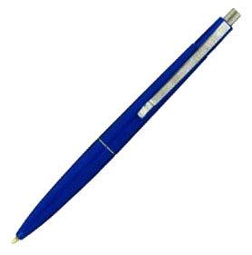 Фото товара Ручка шариковая автомат Schneider K15, синяя, корпус асорти