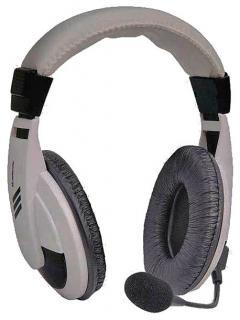 Фото товару Навушники Defender HN-750 з мікрофоном білі