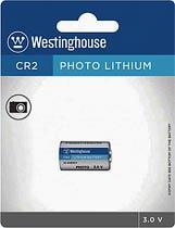 Фото товару Батарейка CR2 West Lithium, 1.5V, (уп.20/1)