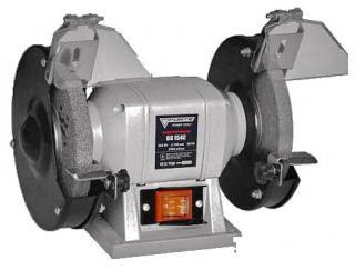 Фото товару Електроточило Forte BG1545 потужність 450Вт діаметр кола 150мм