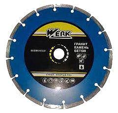 Фото товару Алмазный диск Segment 230*7*22,23 WE