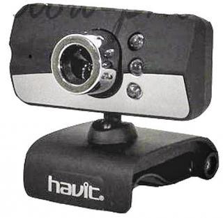 Фото товару Веб-камера Havit HV-N5082 0,3Mpi, мікрофон