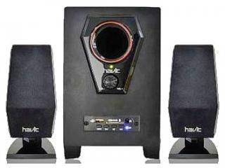 Фото товару Акустична система 2.1 HAVIT HV-SF7100UBT Bluetooth 7Вт+4Вт*2, FM, USB, SD / MMC, пульт