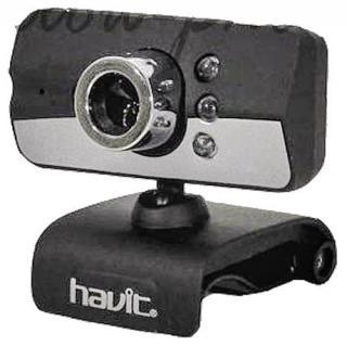 Фото товару Веб-камера Havit HV-ND97 HD PRO 1Mpi, мікрофон
