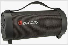 Фото товару Портативні Bluetooth колонка Beecaro S11F CARBON