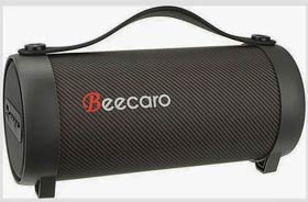 Фото товару Портативна Bluetooth колонка Beecaro S11F CARBON