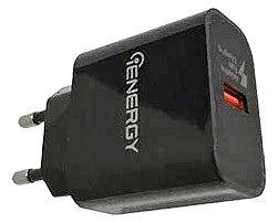 Фото товару Зарядний пристрій iEnergy HC-3Q Travel Adapter, 3А, QC3.0