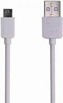 Фото товару Кабель iEnergy USB Classic Micro, 1m, 2A, White