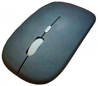 Фото товару Бездротова Bluetooth мишка Konfulon WM-02 (Black)