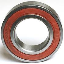 Фото товару Підшипник AПН 6006-RS (180106), Розміри: 29.6*55*13.3 мм
