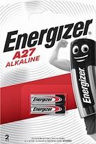 Фото товару Батарейка A27 Energizer, 12V