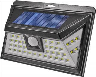 Фото товару Ліхтар Stark L-5-01 Li 44 шт, 2835 SMD. Сонячна панель Policrystaline Silicon 1W (5,5V.180mA), 1акумулятор 2000mAh, 0,27 кг