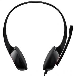 Фото товару Навушники HAVIT HV-H202d, black, з мікрофоном