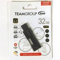 Фото товару Флеш пам`ять USB 2.0 32GB Team Group Т183 чорна