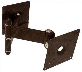 Фото товару Настінне кріплення Квадо К-22 для TV. VESA: 50*50мм, 75*75мм, 100-100мм та вагою до 15кг