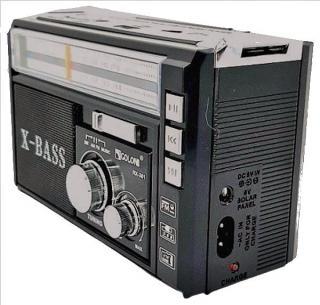Фото товару Портативне радіо FM SPS RX-381